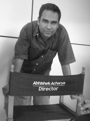 Abhishek Acharya - Film Director